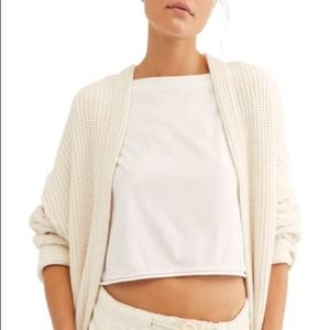 High Hopes Free People Cardigan